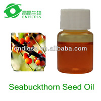Seabuckthorn seed oil by CO2 manufacturer (certificated organic)
