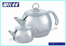 Stainless Steel Double Tea Kettle Set