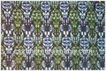 Mezclado moda impreso de algodón de lino para zapato, bolsa, cubierta