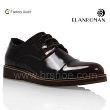 2015 smooth-box leather platform shoes on wholesaling