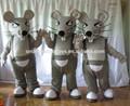 erwachsene Ratte maskottchen kostüm