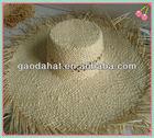 Wholesale Wide Brim Raffia Straw Hat Bodies From China