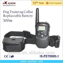 99LV Static&Vibra Dog Electric Shock Bark Stop Collars