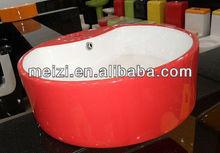 Bathroom ceramic art basin color sanitaryware