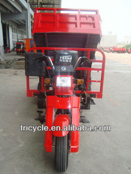 Tohon 250cc Used Tipper Truck for Sale