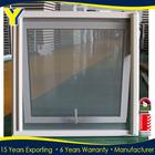 Aluminium Mosquito Net Window Double Glazed Aluminium doors and windows with AS2047 AS2208 ASS1288
