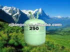 propaner refrigerant r290 gas with good quality