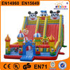 inflatable slide bouncer combo, cheap bouncer slide combo for sale, commercial grade inflatable bouncer