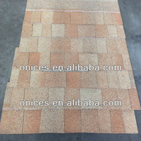 Doudle layer orange red roof tiles