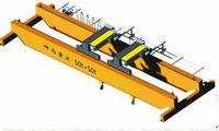 crane machine,Double trolley Overhead Travelling Crane,bridge crane