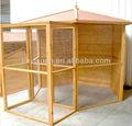 Esterno in legno uccello casa/piccione gabbia di legno/uccelli da voliera