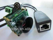 POE, ICR, 2-way Audio home rs-485 security camera module 5 Megapixel IP Board Camera