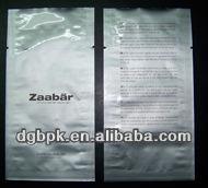 aluminum foil chocolate bag