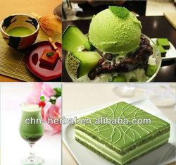 Slimming matcha tea for beverage & baking