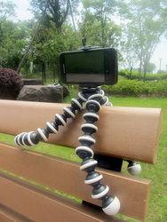 ET-0123 Gorillapod Style digital camera tripod SLR-ZOOM Flexible Camera Tripod For Nikon Sony Canon Spider mini table tripod