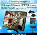 لإدارة المخزون 19'' 4:3 نقاط البيع مع عرض الكريستال السائل tft