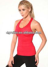 2013 bestselling sports singlet lady slim fit factory