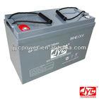 12V 100Ah battery solar panel solar cell