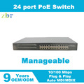 24 porte switch gigabit ethernet