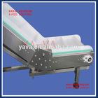 Climbing Conveyor System with Modular Belt