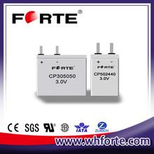 green high performance Ultra-thin battery CP224035