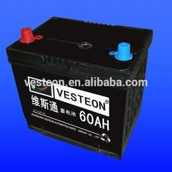 12V automotive truck car battery