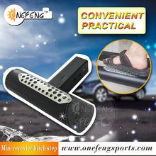 Steel mini receiver hitch step,vehicle step car hitch step