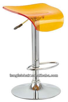 Acrylic mini bar chair TF- 605