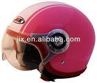 motorcycle open face helmet/jet helmet/CE helmet JX-B256