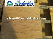 yantai honed sandstone paving stone