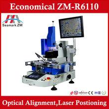 Optical alignment smd rework soldering station ZM-R6110 xbox ps3 solution bga rework station