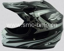 M801A black cute motorcycle helmet cross helmet