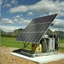 300W,500W,700W Solar tracking system, mono solar panel/ poly solar cell system
