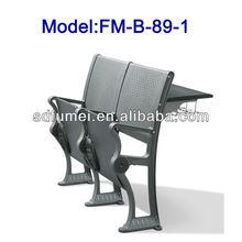 Aluminium Alloy commercial school desk with table model FM-B-89-1