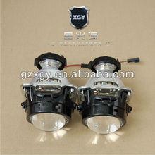 Original headlight HID Bi-Xenon projector lens VW Tiguan