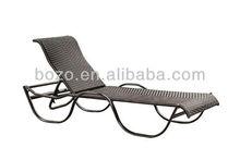 sell rattan/wicker sun day bed/ lounger outdoor garden chaise lounger