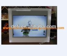 Transparent Video Display,transparent lcd ad player - good price and high quality