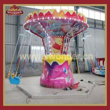 New kids swinger for indoor amusement rides sale