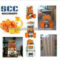 suco de laranja automática máquinas de processamento