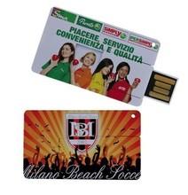 Credit card cheap usb flash drive wholesale