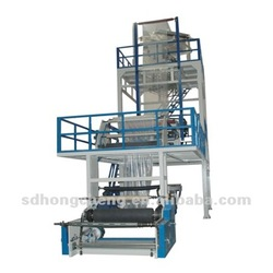 LDPE/HDPE/LLDPE Plastic Film Extrusion Machine