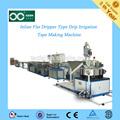 Plástico riego por goteo granja machinery equipment