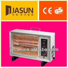 120V US market 1500W Metal Housing infra heat heater