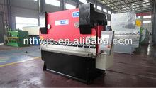 WC67K-63T/2500 metal plate press brake bender machine