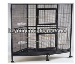 2014 pet dog cage manufacturers/metal pet cage in factory