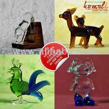 Lamp working - Handmade Glass Animals & Figurines