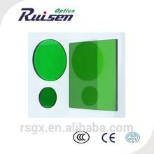 Green optical glass characteristic(LB16-19)