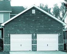 sandwich panel garage door with pu foam and CE
