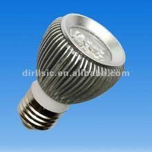 3W E27 par light lamp led accent lighting High Power leds