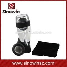 2012 Acrylic vinturi wine aerator magic decanter